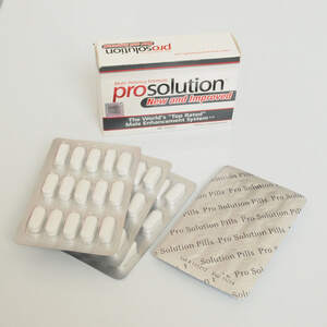 prosolution pills marirea penisului